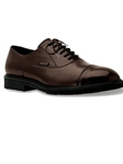 Mephisto Dark Brown Ambassador Levius LEVIUS-051 -  Men's Casual Shoes | Sam's Tailoring Fine Men's Clothing