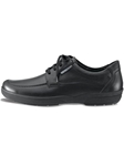 Mephisto AGAZIO - Black Charles 3800 AGAZIO-800 - Men's Casual Shoes | Sam's Tailoring Fine Men's Clothing