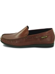 Mephisto Men's Shoes: ALGORAS - Hazelnut Smooth 335 ALGORAS-335 - Sam's tailoring | Fine Men's Clothing