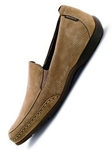 Mephisto Men's Shoes: EDLEF PERF - Taupe Sportbuck 1931 EDLEF-PERF-931 - Sam's tailoring | Fine Men's Clothing