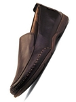 Mephisto Men's Shoes: EDLEF - Dark Brown Smooth 8851 EDLEF-851 - Sam's tailoring | Fine Men's Clothing