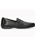 Mephisto EDLEF - Black Smooth 8800 EDLEF-800 - Men's Casual Shoes | Sam's Tailoring Fine Men's Clothing
