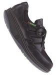 Mephisto Sano RAPTOR - Black Calf 4800 RAPTOR-482 - Fitness Men's Shoes | Sam's Tailoring Fine Men's Clothing