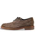 Mephisto WALDO - Dark Brown Clint 12451 WALDO-451 - Oxfords Men's Shoes | Sam's Tailoring Fine Men's Clothing