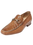 Belvedere Antique Saddle Italo Genuine Crocodile and Lizard Leather Shoes 1010 - Fall 2014 Shoe Collection | Sam's Tailoring Fine Men's Clothing