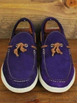 Martin Dingman Grape Henry Leather Shoes 532256M - Spring and Summer 2014 Footwear | Sam's Tailoring Fine Men's Clothing