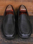Martin Dingman Ebony Arlo Deer Leather Shoes 531057M - Spring and Summer 2014 Footwear | Sam's Tailoring Fine Men's Clothing