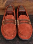 Martin Dingman Orange Bill Leather Shoes 532215M - Spring and Summer 2014 Footwear | Sam's Tailoring Fine Men's Clothing