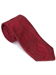 Robert Talbott Maroon with Paisley Design Time Square Best Of Class Tie 56421E0-05 - Fall 2014 Collection Best Of Class Ties | Sam's Tailoring Fine Men's Clothing