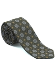 Robert Talbott Gray Asparagus Buena Vista Jacquard Best Of Class Tie 55579E0-01 - Fall 2014 Collection Best Of Class Ties | Sam's Tailoring Fine Men's Clothing