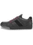 Mephisto TAMARO - Black Nubuck 1 TAMARO-002 - Sports Shoes | Sam's Tailoring Fine Men's Clothing