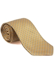 Robert Talbott Gold with Diamond Design Best Of Class Tie 53792E0-04 - Fall 2014 Collection Best Of Class Ties | Sam's Tailoring Fine Men's Clothing