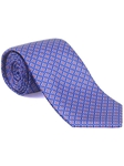 Robert Talbott Blue with Diamond Design Best Of Class Tie 53792E0-06 - Fall 2014 Collection Best Of Class Ties | Sam's Tailoring Fine Men's Clothing
