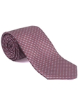 Robert Talbott Red with Ring Top Design Best Of Class Tie 53794E0-02 - Fall 2014 Collection Best Of Class Ties | Sam's Tailoring Fine Men's Clothing
