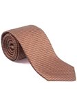 Robert Talbott Orange with Ring Top Design Best Of Class Tie 53794E0-05 - Fall 2014 Collection Best Of Class Ties | Sam's Tailoring Fine Men's Clothing