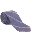Robert Talbott Red and Blue Stripes Grenadine Oak Hills Best Of Class Tie 56891E0-01 - Fall 2014 Collection Best Of Class Ties | Sam's Tailoring Fine Men's Clothing