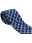 Robert Talbott Navy Geometric Amalfi Silk Best Of Class Tie 59121E0-01 - Spring 2015 Collection Best Of Class Ties | Sam's Tailoring Fine Men's Clothing