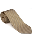 Robert Talbott Gold Grainy Weave American Traditional Silk Best Of Class Tie 55556E0-03 - Spring 2015 Collection Best Of Class Ties | Sam's Tailoring Fine Men's Clothing