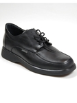 Mephisto Black Dress Shoe Spencer-3500 - Spring 2015 Collection Dress Shoes | Sam's Tailoring Fine Men's Clothing