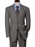 Hart Schaffner Marx Black and White Glen Plaid Suit 195-750305 - Suits | Sam's Tailoring Fine Men's Clothing
