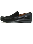 Mephisto Baduard Black Nubuck BADUARD-900 - Men's Casual Shoes | Sam's Tailoring Fine Men's Clothing