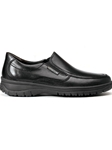 Mephisto Nilus Black NILUS-900 - Men's Casual Shoes | Sam's Tailoring Fine Men's Clothing