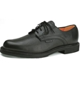 Mephisto Marlon Black Pebble MARLON-107 - Men's Dress Shoes | Sam's Tailoring Fine Men's Clothing