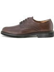 Mephisto Marlon Chestnut Pebble MARLON-551 - Men's Dress Shoes | Sam's Tailoring Fine Men's Clothing