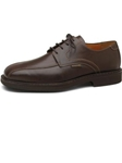 Mephisto Gaetan Dark Brown Smooth GAETAN-851 - Men's Casual Shoes | Sam's Tailoring Fine Men's Clothing