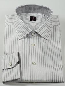 Robert talbott brown stripe estate shirt f1710b3u view for Robert talbott shirts sale