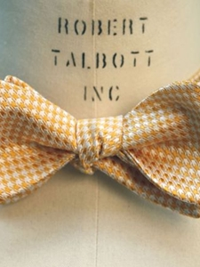 Robert Talbott Gold American Traditional Best Of Class Two Piece Bow Tie 554812c 01 Bow Ties