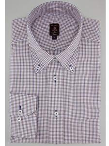 Robert talbott rust estate check sport shirt l1844i3u 02 for Robert talbott shirts sale