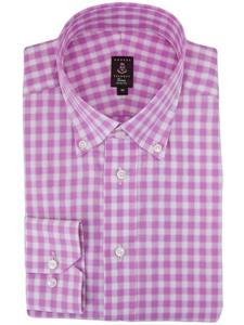 Robert talbott pink check estate dress shirt c6751i3v 53 for Robert talbott shirts sale