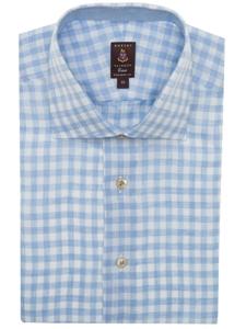 Robert talbott sky estate sutter dress shirt f2999b3v 27 for Robert talbott shirts sale