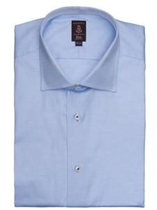 White and cielo micro dobby estate shirt robert talbott for Robert talbott shirts sale