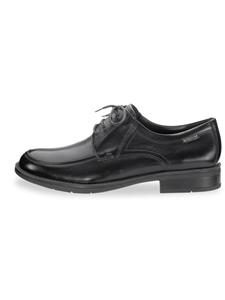 DAMON Black Palace 4300 Shoe | Mephisto Men's Oxfords