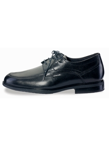 FALCON GT Black Palace 4300 Shoe | Mephisto Men's Oxfords