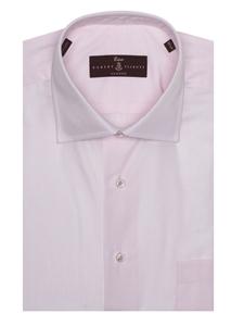 Pink summer poplin estate dress shirt robert talbott for Robert talbott shirts sale