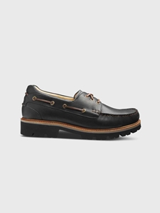 Saddlebag Black / Black Sole Camplight Active Outdoor Shoe | Active Outdoor Shoes | Sam's Tailoring Fine Men Clothing