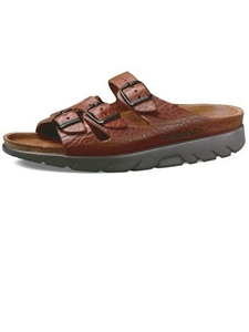 ae0fb1bd932e Mephisto Zach - Tan Grain ZACH-445 - Casual Sandals