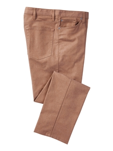 Camel Malone Five Pocket Stretch Jean | Bobby Jones Pants Collection | Sam's Tailoring Fine Men Clothing