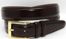 Torino Leather Dressy Elegance Belts Collection | Sam's Tailoring Fine Men's Clothing