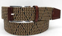 Torino Leather Resort Casual Belts Collection | Sam's Tailoring Fine Men's Clothing