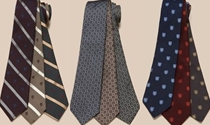 Hickey Freeman Ties - Sam's Tailoring Fine Men's Clothing