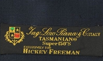 Hickey Freeman Loro Piana Suits - Bespoke Custom Suits | Sam's Tailoring Fine Men's Clothing