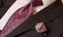 Italo Ferretti Accessories - Pocket Squares - Sam's Tailoring Fine Men's Clothing Store