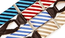 Trafalgar Classic and Seasonal Braces - Braces and Suspenders from Sam's Tailoring Fine Men's Clothing
