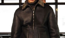 Aston Leather Shearling - Sam's Tailoring Fine Men's Clothing