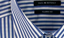 Paul Betenly Dress Shirts | Sam's Tailoring Fine Men's Clothing