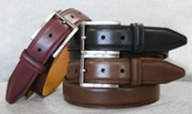 Lejon Fall Dress Belts Collection - Sam's Tailoring Fine Men's Clothing